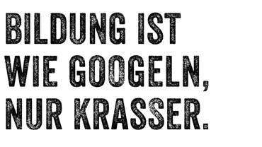 Cover des Jugendbildungsprogramms 2017