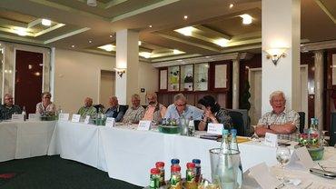 Trennung der Seniorenarbeit der Fachbereiche 9 und 10 in Schleswig-Holstein