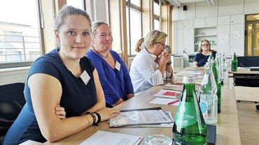 Landesbezirksfachbereichskonferenz der Frauen