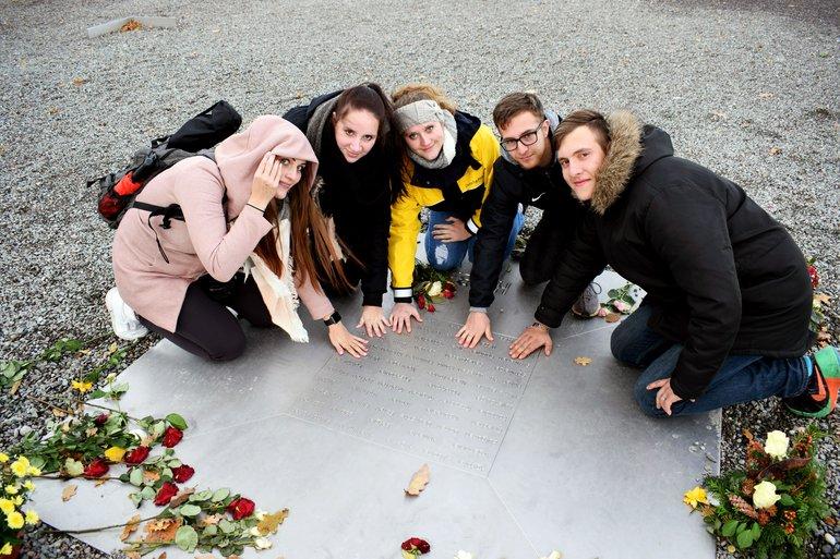 Bildungsfahrt Buchenwald