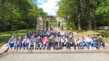 Buchenwald: Eine Bildungsfahrt fürs Leben