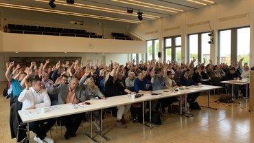 Deutsche Post AG: Neu entsandt