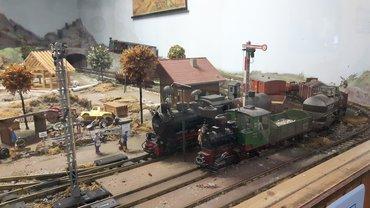 Modeleisenbahn DDR-Museum Usedom