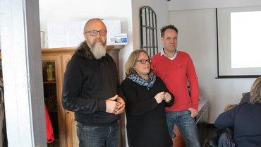 Generationswechsel im Vorstand der BG Brief Kiel