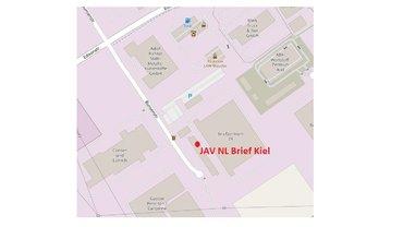 Adresse JAV NL Brief Kiel